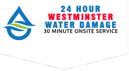 Westminster Water Damage Repair And Restoration Company